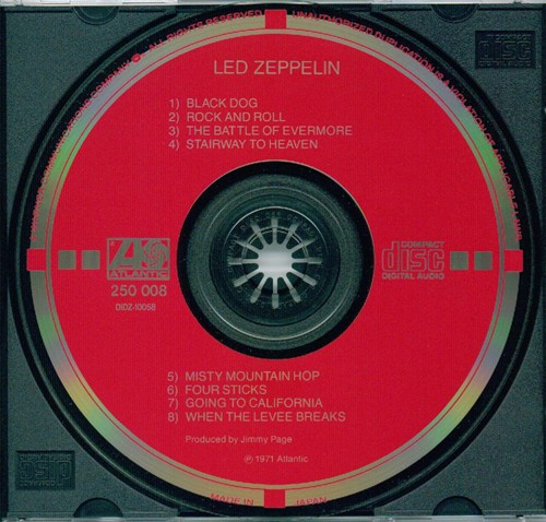 Are 80s Led Zeppelin Cds Really Better Page 24 Steve