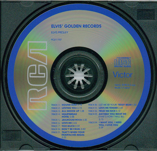 elvis' golden disc_500