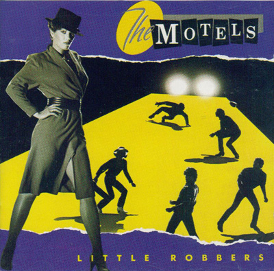 The Motels Little Robbers