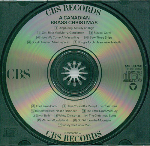 canadian brass christmas japan cd_500