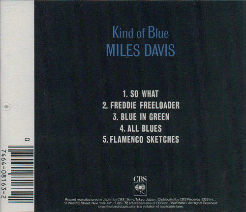 kind of blue ck 08163 back insert_500