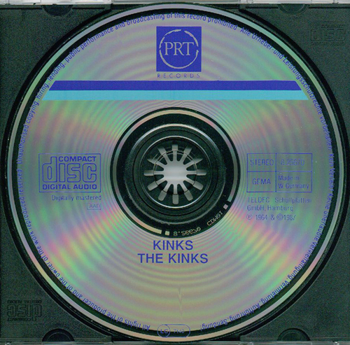 kinks prt cd_500