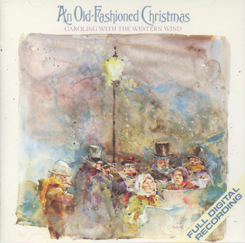 old-fashioned christmas cover_500